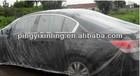 transparent cover for automobile