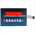tastiera pc su misura tastiere a membrana con adesivo 3m