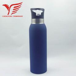 16oz double walled stainless steel sport bottle, thermal water bottle, sport water bottle