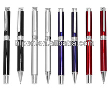 New model name cheap advertising twist pen