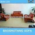 guangdong fabricante de muebles de bajo precio sofa conjunto de sofás de diseño
