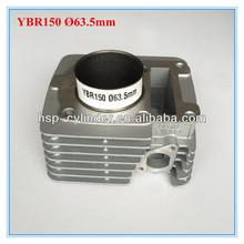 YBR150 motorcycle engine cylinder body 63.5mm