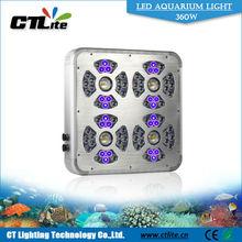 multi color underwater aquarium light led high output
