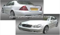 High quality FRP L style W203 body kit for Mercedes Benz W203 body bumper kit