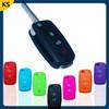 Soft smart custom key cover for car keys