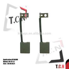 (00-FX21-22) dynamo atuomotive starter graphite carbon brush