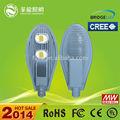 más brillante de alta power100w de calle del led de la lámpara de luz del sensor de movimiento