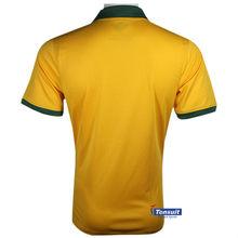 2014 World cup t shirt ,grade original Australia soccer jersey ,new t shirt design for men wholesale