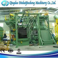 Q32 leading shot blasting machine shot blast cleaning machine