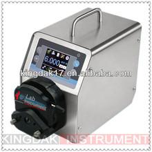 BT300L/YZ15 Wholesale Precise flow control / intelligent peristaltic pump water liquid industry laboratory