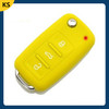 High quality silicone car key protective cover for Volkswagen