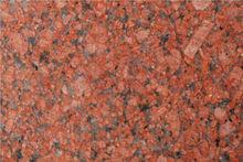IMPERIAL RED (INDIAN RED BIG FLOWER) GRANITE BLOCKS