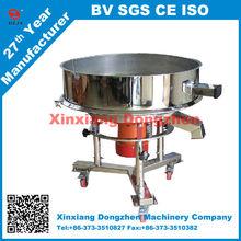 1 layer columnar rotating sieve machine for essence