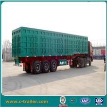 Chinese factory bulk cargo box truck