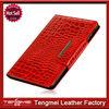 Crocodile grain leather case for ipad mini stylish case for ipad mini