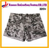 wholesale white and grey plaid women camouflage shorts women shorts