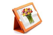 SANOXY Slim FOLIO Folder PU Leather Stand Case for iPad 2/3/4 /ipad 2nd Generation ( FOLIO)