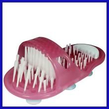 easy foot scrubber brush