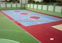 anti-slip floor for basketball court manufacturer