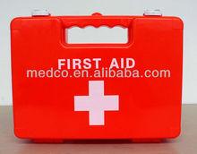 MK-WSH Plastic Case First Aid Kit Box Empty First Aid Box Car First Aid Kit