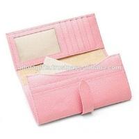 Beautiful Ladies Wallets / Best Pink Purses For Cute Teenagers Girls / Ladies Pink Purse