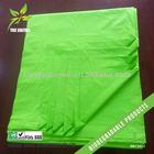EN13432 corn starch biodegradable plastic bag
