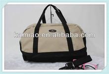 promotional plain canvas messenger bags cheap luggage travel duffel bag 2014
