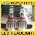 2014 électronique. origine cree led des phares de voiture kit h8 3200lm avec une luminosité super