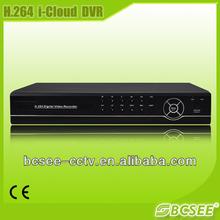 4 CH Full D1 mobile DVR.264 digital video Recorder
