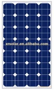High Efficiency TUV Crystalline Silicon Solar Module 100W Solar Panel