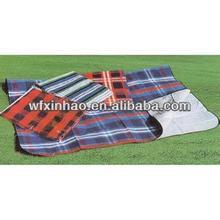 pp woven picnic mat/beach mat/outdoor mat