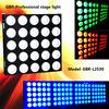 25*10W led matrix light/ RGB 3in1 led matrix scan light/ DMX512 control led matrix disco light
