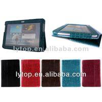 for samsung galaxy tab 2 10.1 soft leather case