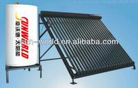 500L Double coil split pressurized solar water heater