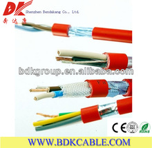 Evacuation Systems, Smoke Detectors security alarm cable with mica tape