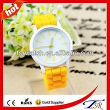 hot selling men and women quartz silicone watch winner