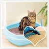 2014 ball shape clumping pine cat litter
