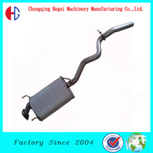 factory wholesale super weld high performance car resonator exhaust muffler