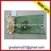 Yiwu China Manufacturers dollar handmade red velvet christmas gift bags