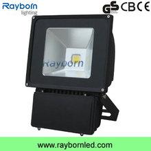 60w 70w 80w led luminaire ip65/flood led light with CE ROHS EMS LVD SAA C-tick