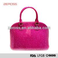 2015 fashion latest silicone tote bag