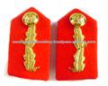 Ombro fileiras exército insígnias
