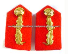 shoulder ranks army rank insignia