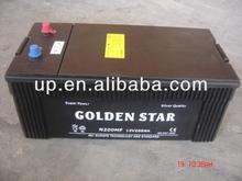 Maintenance free automotive battery 12 v 60ah