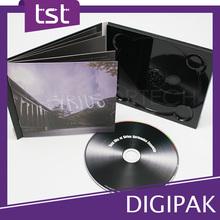 Professional Bulk CD/DVD Duplication With CD/DVD Case