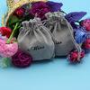 Design unique mini drawstring bags
