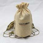 Designer new coming jute wine bottle gift bags