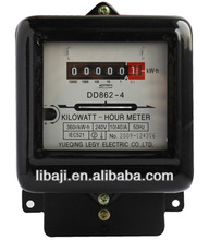 DD862 type electric meter of analog energy meters