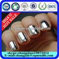 Fabricación de China cromo efecto de pintura en polvo de aluminio metálico pigmento ZQ-14215