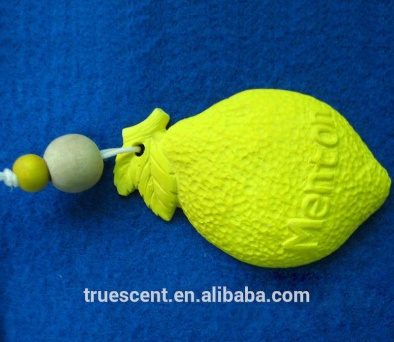 2014 hakim moda floresan limon şekli aroma kokulu seramik sıva difüzör